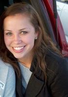 A photo of Stephanie, a Writing tutor in West Virginia