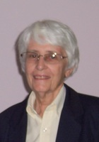 A photo of Sandy, a tutor from Mary Manse COllege