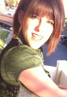 A photo of Nicole, a tutor from Nevada State College