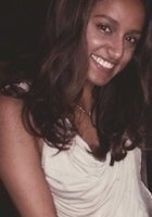 A photo of Nisreen, a tutor from Arizona State University