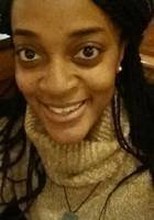 A photo of Esther, a tutor from Howard University