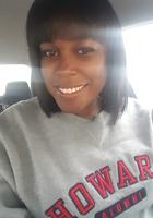 A photo of Tianna, a tutor from Howard University