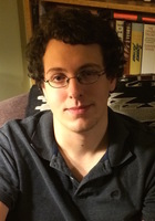 A photo of Zachary, a tutor from Washington and Jefferson College