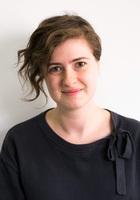 A photo of Miriam, a tutor from Yeshiva University