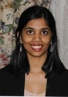 A photo of Ashwini, a tutor from University of Kansas
