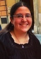 A photo of Andrea, a Latin tutor in Columbus, OH