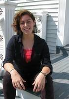 A photo of Veronica, a Latin tutor in San Rafael, CA
