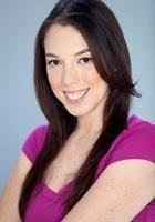 A photo of Natalie, a GRE tutor in Sunrise, FL
