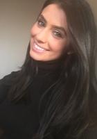 A photo of Nicole, a tutor from Seton Hall University