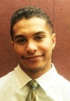 A photo of Marcus, a tutor from Arizona State University