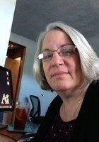 A photo of Darlene, a tutor from Slippery Rock University of Pennsylvania