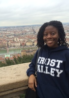 A photo of Oyinkansola, a French tutor in Morris County, NJ