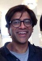 A photo of Sandeep, a tutor from Rutgers University-New Brunswick