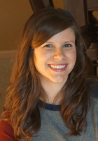 A photo of Sarah, a GRE tutor in Shawnee Mission, KS