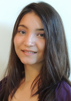 A photo of Alura, a tutor from Amherst College