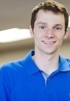 A photo of Devin, a tutor from Washington University in St Louis
