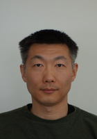 A photo of Jianwei, a tutor from USTCAA