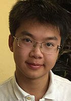 A photo of Zicheng, a Geometry tutor in Strongsville, OH