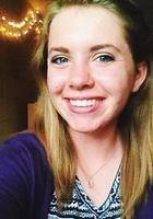 A photo of Rebecca, a tutor from Asbury University