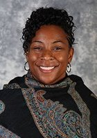 A photo of Qiana, a tutor from Central Michigan University