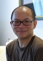 A photo of Chin-Yi, a tutor from Shih Chien University