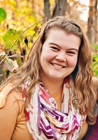 A photo of Elizabeth, a tutor from Cedarville University