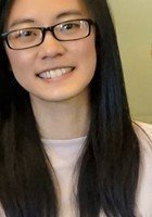 A photo of Jiewen, a Japanese tutor in Lynchburg, VA