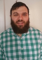 A photo of Andrew, a tutor from CUNY Brooklyn College