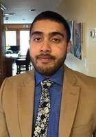 New York City, NY ACT Math tutor Reshad