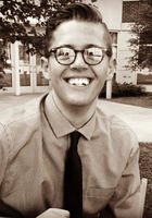 A photo of Zachary, a tutor from Fredonia State University of New Yok