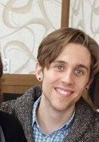A photo of Blake, a tutor from Middlebury College