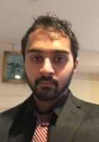 A photo of Gurdit, a tutor from University of California-Berkeley