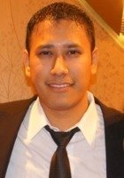 A photo of Amul, a tutor from Wichita State University