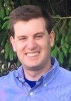 A photo of Patrick, a tutor from Elon University