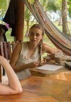 A photo of Alexandra, a tutor from Juniata College