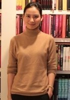 A photo of Allison, a tutor from Wuhan University