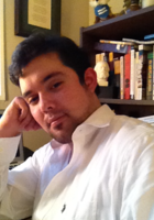A photo of Jorge, a tutor from Rollins College