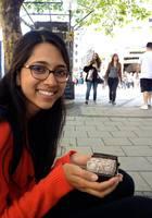 A photo of Lekha, a tutor from Princeton University