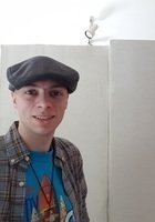 A photo of Johnny, a tutor from Metro State University of Denver