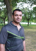 A photo of Sachin, a Math tutor in Bowmansville, NY