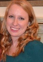 A photo of Caroline, a tutor from Georgetown University