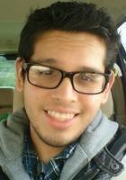 A photo of Alejandro, a tutor from University of Texas Rio Grande Valley