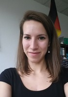 A photo of Michelle, a German tutor in College Station, TX