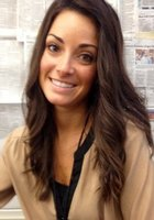 A photo of Brielle, a tutor from Rowan University