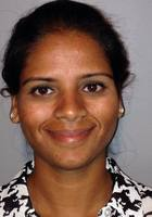 A photo of Suchitra, a Biology tutor in South Carolina