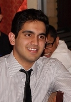 A photo of Muhammad Salik, a Computer Science tutor in Chapel Hill, NC