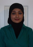 A photo of Syeda, a Biology tutor in Whitmore Lake, MI
