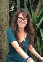 A photo of Allie, a tutor from Santa Clara University