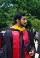 A photo of Abbas, a tutor in Falls Church, DC