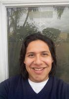 A photo of Luis, a tutor from Miami Dade College